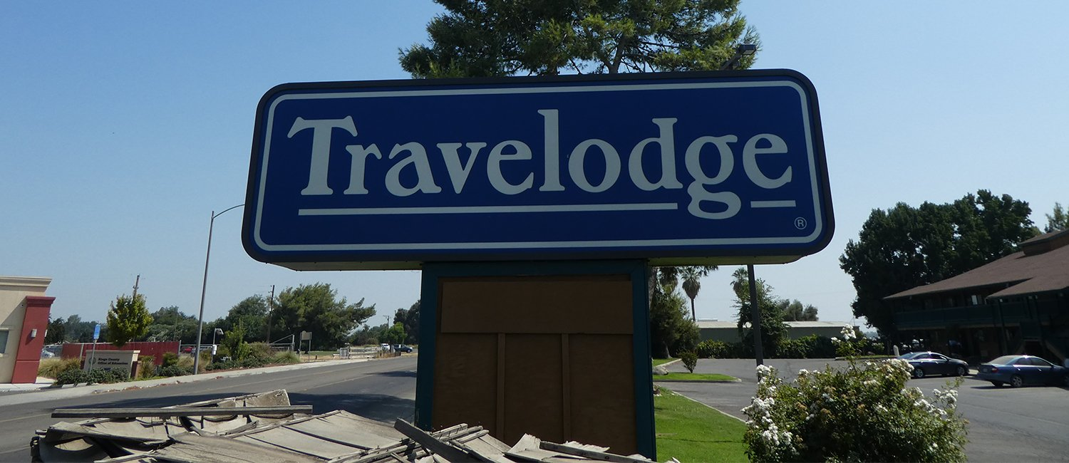 Welcome to The Travelodge in Lemoore, CA