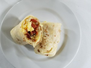 Travelodge Lemoore - Breakfast Burrito