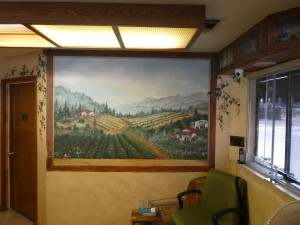 Travelodge Lemoore - Hand Painted Murals